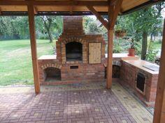 garden grill and oven - ZAHRADA.cz