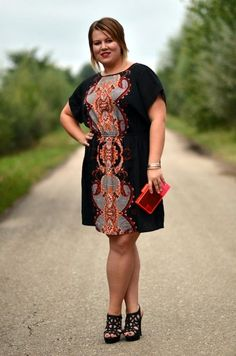 Plus Size Life: OUTFIT - Going out!