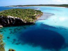 Caleta Tortuga, Bahamas