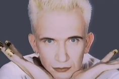 WE ♥ JEAN PAUL GAULTIER: How To Do That 1989 Music Video by Jean-Paul Gaultier