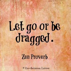 I will NEVER be dragged down or around again!