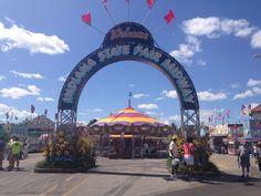 Indiana State Fair Mudway