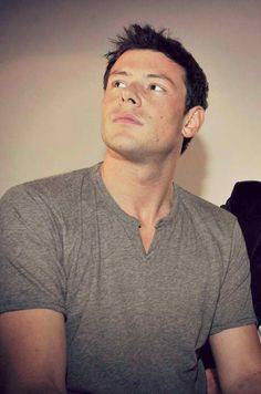 Cory Monteith - going to miss this face <\3