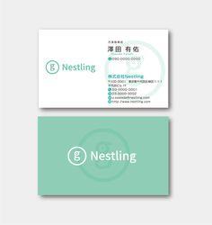 「IT企業の名刺作成(ロゴは作成済み)」へのkishida5678さんの提案一覧