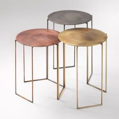 TRIBU sidetables of...