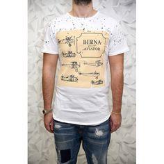 T-Shirt Uomo – Berna – Art. Berna3 - #art #AI16 #advcampaign #amazing #Berna #bernaitalia #bestoftheday #fashion #follow #man #happy #look #love #lookbook #model #makeup #ootd #outfit #picoftheday #photooftheday #style #styles #top #winter #autumn #fw16