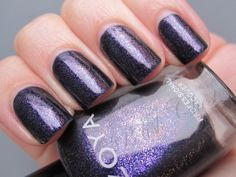 Zoya - Julieanne Just bought this color, love the sparkles