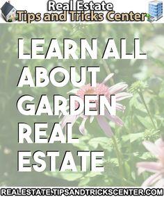 #realestate #garden