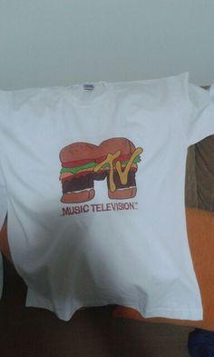 T-Shirt MTV