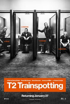 2016 / T2 Trainspotting