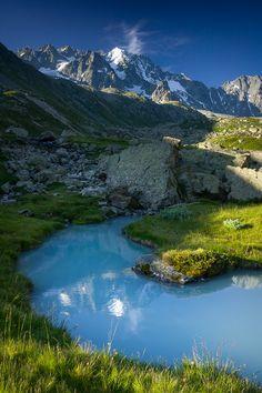 Arsine - One of the most beautiful place of the Alps... © Vincent Favre www.cristaldegivre.com ____