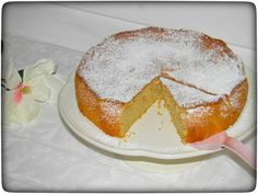 Gató mallorquín – Mallorquinischer Mandelkuchen (glutenfrei)