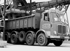 AEC Mammoth Major 8 MkV (G8RA) '1959–66
