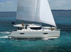 Fountaine Pajot ~ Hélia 44 Catamaran