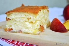 Romanian Food, Food Cakes, Cake Cookies, Scones, Cake Recipes, Bacon, Food And Drink, Sweets, Bread