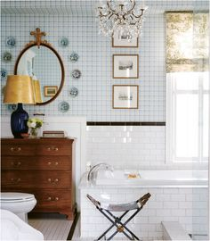 Key Interiors by Shinay: English Country Bathroom Design Ideas