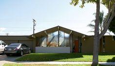 Eichler Homes, Orange County, California, 1960's