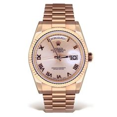 Reis-Nichols Jewelers : Pre-owned Rolex Oyster Perpetual Day-date Watch