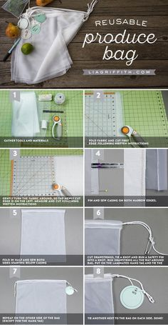 zero waste | sewing | sustainable living