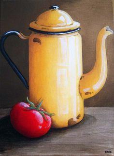 Katie Grobler – Jug (200 x 300) (SOLD)