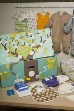 Baby Box Canada: Finland's 75-Year Tradition Is Coming Here