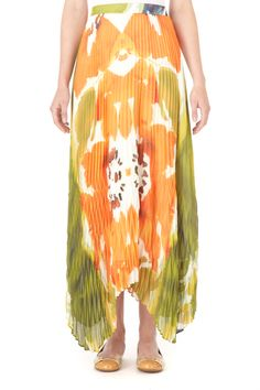 Cleo Pleated Long Skirt   Holt Renfrew #holtspintowin Holt Renfrew, Tie Dye Skirt, Vacation, Skirts, Women, Fashion, Vacations, Moda, Women's