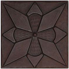 Lovely Copper Tile | Mosaic Design | Copper Sinks Direct | Walls, Floors,  Ceilings, Windows | Pinterest | Mosaic Designs, Mosaics And Copper Bar