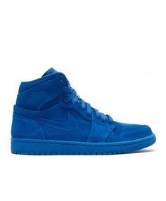Air Jordan 1 Retro High Team Royal Team Royal 332550 404 Retro Shoes 13630daea
