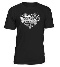 Navy Veteran Shirt