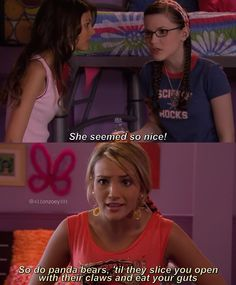 Zoey and Quinn Old Nickelodeon Shows, Nickelodeon Cartoons, Best Tv Shows, Favorite Tv Shows, Movies And Tv Shows, Tv Show Quotes, Movie Quotes, That 70s Show Memes, Lynn Spears