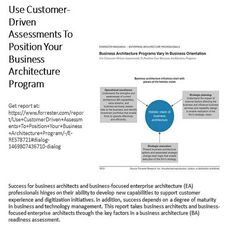 #drgcbarnett #forrester #strategy #EA #EA #value address executive challenges and buy-in becomes a formality.