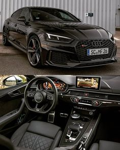 Audi Rate this car! Tag someone who needs to see this . Audi Rs5, Audi Supercar, Audi S5 Sportback, Luxury Sports Cars, Best Luxury Cars, Sport Cars, Bugatti, Carros Audi, Porsche 918 Spyder