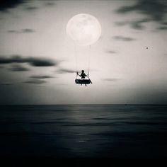 #moon #swing