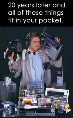 20 Years Later And All Of These Things Fit In Your Pocket - LoL Champ