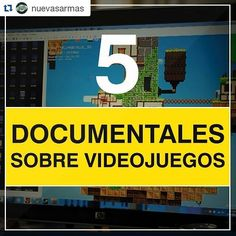 #Repost @nuevasarmas with @repostapp  Si eres todo un geek de los video juegos o desarrollador no debes perderte de estos geniales documentales #nuevas #armas #tecnologia #tech #actual #technology #awesome #geek #nerd #funny #divertido #curioso #lol #lmao #fun #risa #laugh #video #juegos #peliculas #film #documental #gamers