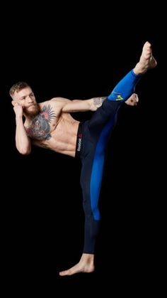 Reebok Sponsored Mixed Martial Fighter Conor McGregor :  UFC Inspired Gear at CageCult: http://cagecult.com/mma