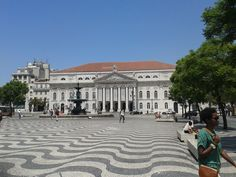 During a Lisbon Tour in #Portugal. With friends from #United States of America.