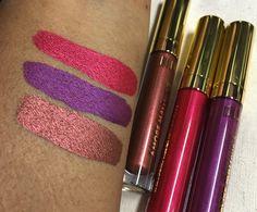 Milani Amore Matte Metallic Liquid Lipsticks