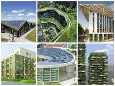 exemplos de Arquitetura Sustentável