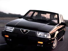 1986–89 Alfa Romeo Milano (161)