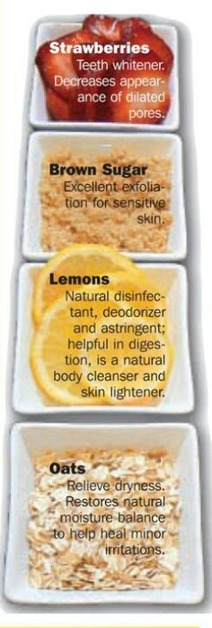 Natural beauty remedies