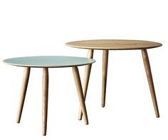 Bruunmunch PlayRound Table - Ø60+Ø52cm