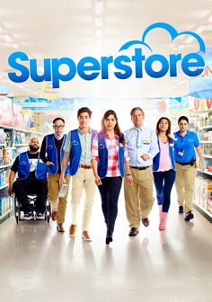 Superstore is one of the funniest shows on tv. Great cast chemistry #AmericaFerrera