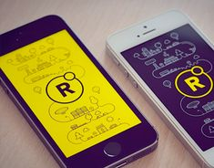 Round iPhone app