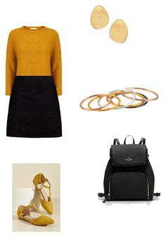 """Untitled #505"" by paty8797 ❤ liked on Polyvore featuring Beaumont Organic, Boohoo, Marco Bicego and Gorjana"