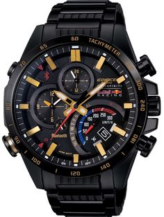 Casio Edifice Red Bull Limited Edition.