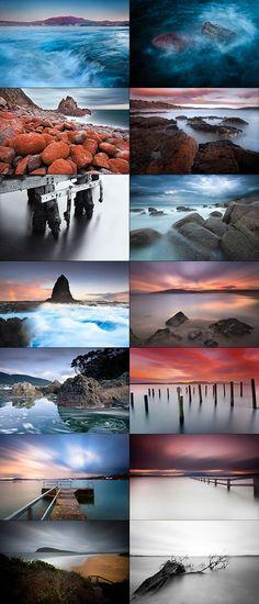 Seascape photography ideas