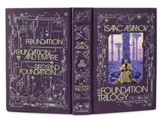 The Foundation Trilogy (Barnes & Noble Leatherbound Classics Series) $18.00