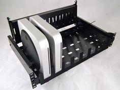 Rack Mount, USB Shelf, Slide Kit, Power Switch, USB 2.0 Cables | MMR-2G-5URS