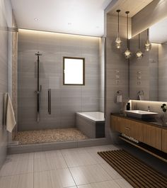 55 The Best Tiny Bathroom Decor Ideas That You Can Try in Your Simple Home # Small Bathroom Renovations, Tiny Bathrooms, Bathroom Plans, Bathroom Ideas, Master Bathroom, Bathroom Art, Bathroom Storage, Bathroom Design Luxury, Modern Bathroom Design